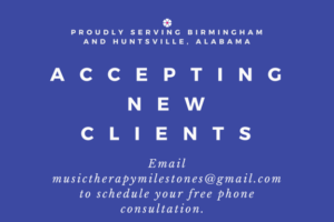 Accepting New Clients in Birmingham and Huntsville