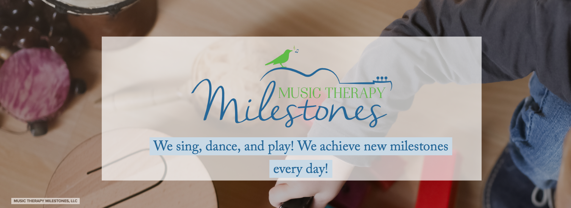 Music Therapy Milestones